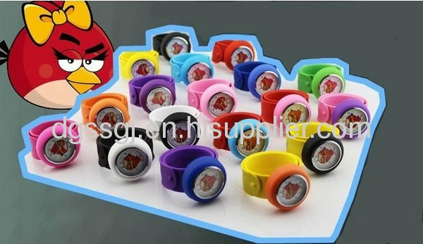 Promotion Silicone Cartoon watch