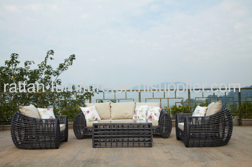 2013 new modern style top selling outdoor rattan furnture