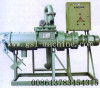 Liquid and solid separating machine for animal waste