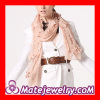 Wholesale Fashion Elegant Flower Lace Chiffon Pashmina Shawls