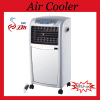 Electrical Air Cooling Fan with 75W Power, free wheel