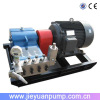 hydraulic test pressure pump / cleaning machine