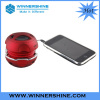 Hamburger mini speaker in clear and stereo sound