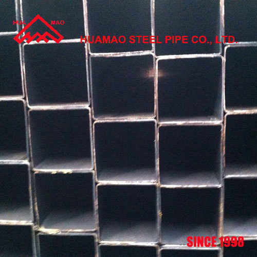 Black Annealed Straight Welded Pipe