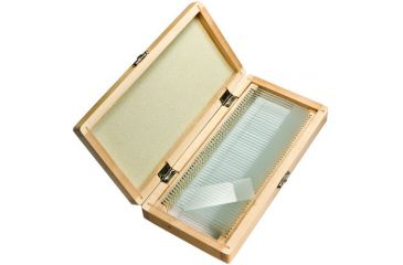 Microscope Slides Box in PP or Wooden material