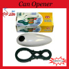 Can Opener One Touch,with 2*AA(1.5V)Battery/New ABS Materialand Easy To take/Battery Can Opener