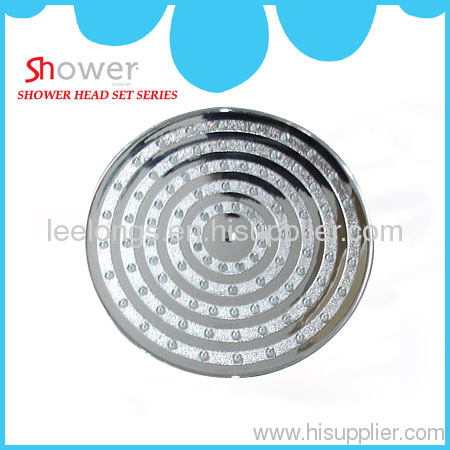 SH-3230 leelongs 6 inch abs round shower head