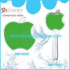 ABS Plastic hand shower and shower head set