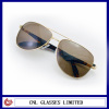 imitation designer metal sunglasses in shen zhen factory