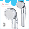 LL-1505A Bathroom rainfall magnetic therapy shower head