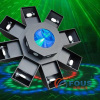 Stage Lighting / 8-scan LED Laser Light / Laser Green Light / Laser Show Light