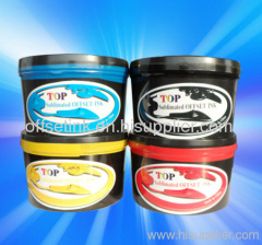heat transfer offset printing ink