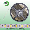 5050 300 5M LED Strip SMD Flexible light 60led/m non-waterproof warm/white/red/green/blue/yellow/RGB