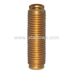 tin phosphorus bronze bellows for automatic controlling