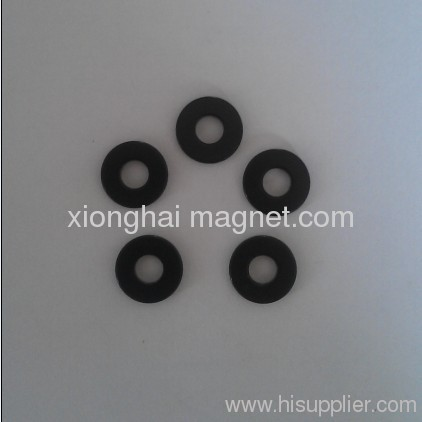 Neodymium Ring Magnets Epoxy plated Rare earth N45