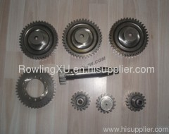 Weaving Loom Parts Gear set for Somet loom