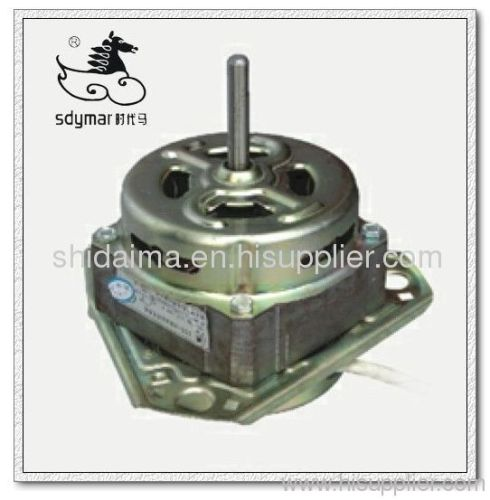 washing machine motor type