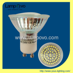 GU10 3W LED CUP LAMP SPOTLIGHT