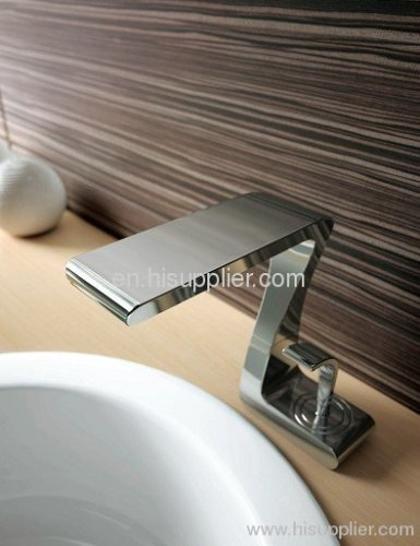 new design bathroom basin sink square faucet