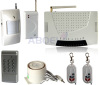 Multifunction GSM alarm system