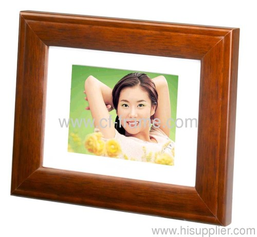 4x6 plastic photo frame for home decor