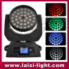 36x10w Zooming LED Moving Head Light