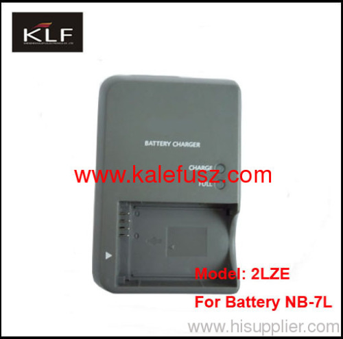 Canon Camera Charger 2LZE for battery NB-7L