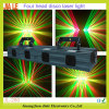 Four head disco laser light