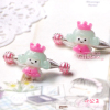 Children Hair accessories, Children Hair ornament 2012 Fashion SPRING001 Lovely Spring Hair Clip with Resin Design