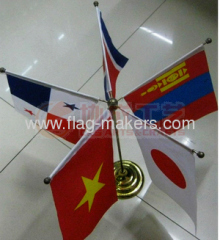 Custom Hand Flags