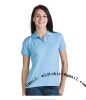 Women short sleeve athletic polo t shirt short sleeve quick dry golf tee shirt