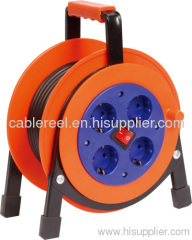 plastic cable reel 25m