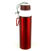 500ML Stainless Steel double wall Sports bottle with Climbing buckle