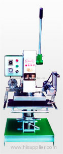HOT! TJ-30 manual pressure hot stamping machine