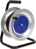 Electric Cable reel with 13A 3-pin plug