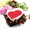 Wedding Valentine Ceramic Cup Candle Holder Craft Gifts