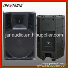 15inch Newest molded plastic speaker box with MP3