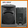 15 inch woofer stage professional plastic speaker box
