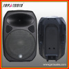 10inch 2 way professional plastic speaker box