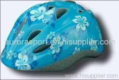 Children helmet with Polycarbonate Shell