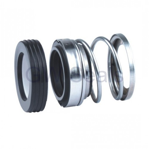 Single-Spring elastomer bellow Seal
