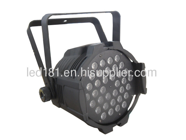 36x1w stage led lighting