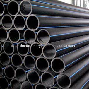 PE pipe plastic machinery in china
