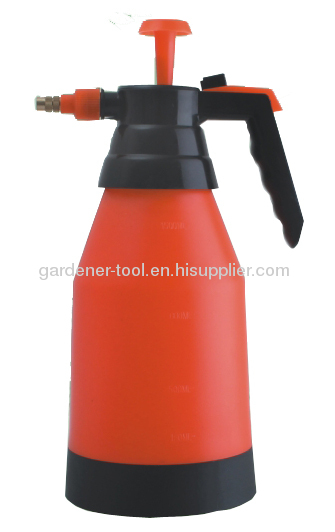 1.0L/1.5L/2.0L Plastic Garden Water Sprayer With Brass Nozzle