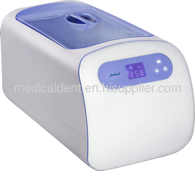 Touch pad water proof ultrasonic cleaners