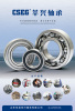 Deep groove ball bearing.