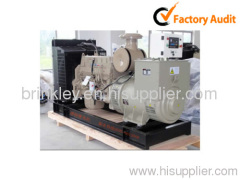 100KVA diesel generator set with cummins engine