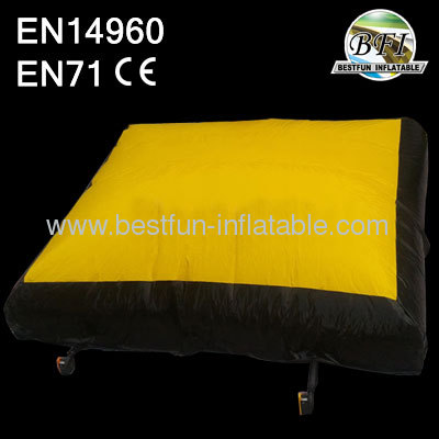 Inflatable Air Bag For Jump
