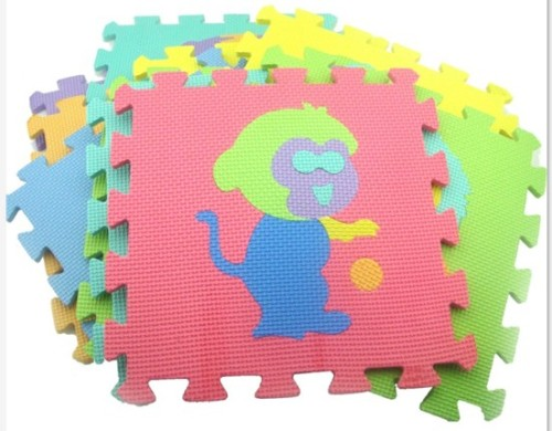 Jigsaw Puzzle Mats, Floor Mats, Kids Intelligence Toy(letters)