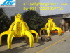 Electro-Hydraulic Orange Peel Grab for Marine Crane